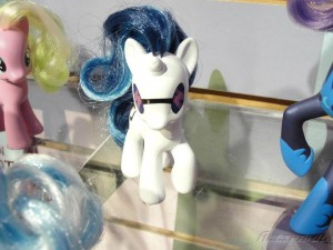 My Little Pony Toy - DJ Pon-3 at Toy Fair 2012
