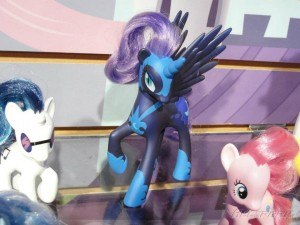 My Little Pony Toy - Nightmare Moon @ Toy Fair 2012