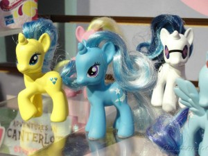 My Little Pony Toy - The Great and Powerful Trixie at Toy Fair 2012