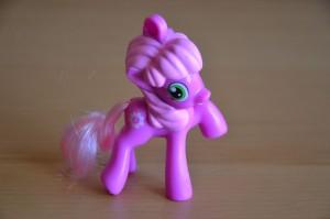 My Little Pony McDonald's 2012 Happy Meal toys - Cheerilee