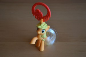My Little Pony McDonald's 2012 Happy Meal toys - Key chain mode