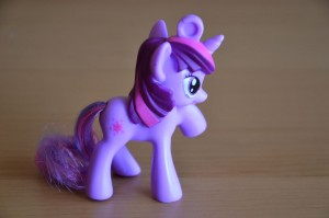 My Little Pony McDonald's 2012 Happy Meal toys - Twilight Sparkle