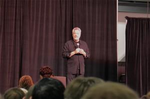 John de Lancie at Ottawa Comiccon announcing Brony documentary