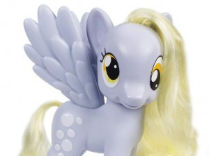 My Little Pony San Diego Comic-Con 2012 Exclusive Derpy