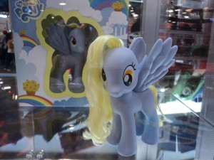 My Little Pony Derpy toy San Diego Comic-con 2012