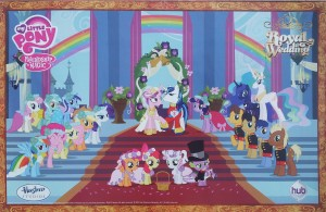 My Little Pony: Friendship is Magic - The Royal Wedding poster