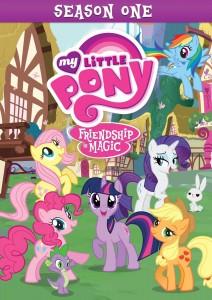 Shout Factory - My Little Pony: Friendship is Magic season 1 DVD set