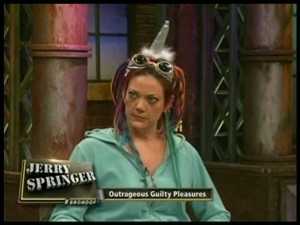 Autumin the Brony on Jerry Springer